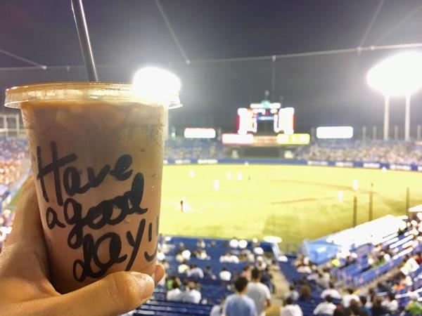 明治神宮野球場に行ったらここのコーヒーを!