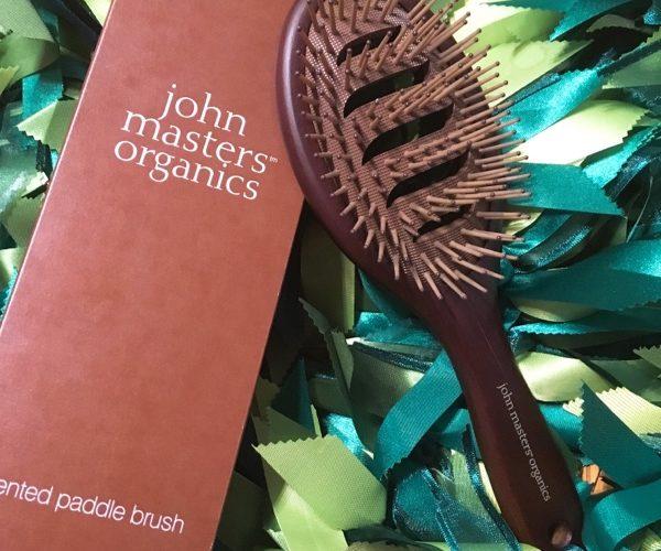 【美容】ジョンマスターオーガニックのヘアブラシが優秀!