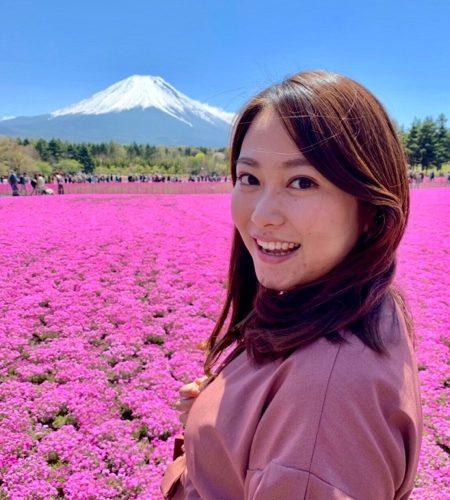 【山梨】富士芝桜まつりが最高すぎたっ!