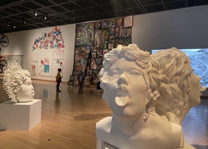 岡本太郎美術館に行ってきた!
